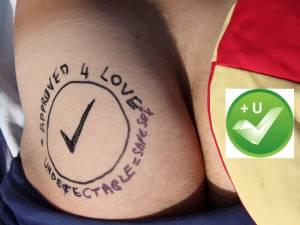 Approved for love +U SLSA